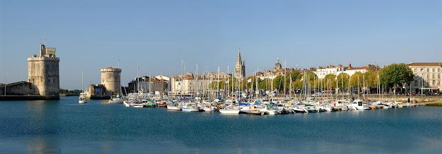 Chasse au trésor à la Rochelle