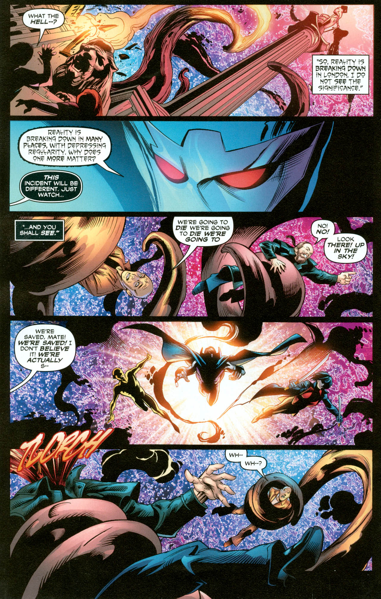 Read online Trinity (2008) comic -  Issue #31 - 4