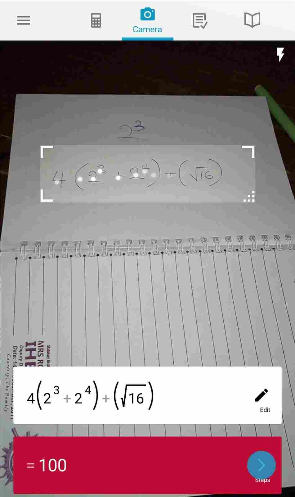 Photomath Math Problem Solver 05