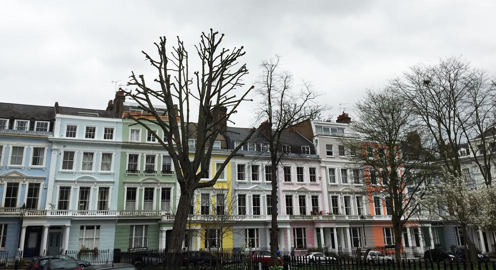Kiertokävelyllä Lontoossa entisen kodittoman kanssa 2