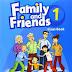 كل مايخص المنهج Family And Friends 1 من كتب وملفات صوتية وفيديوهات للترمين