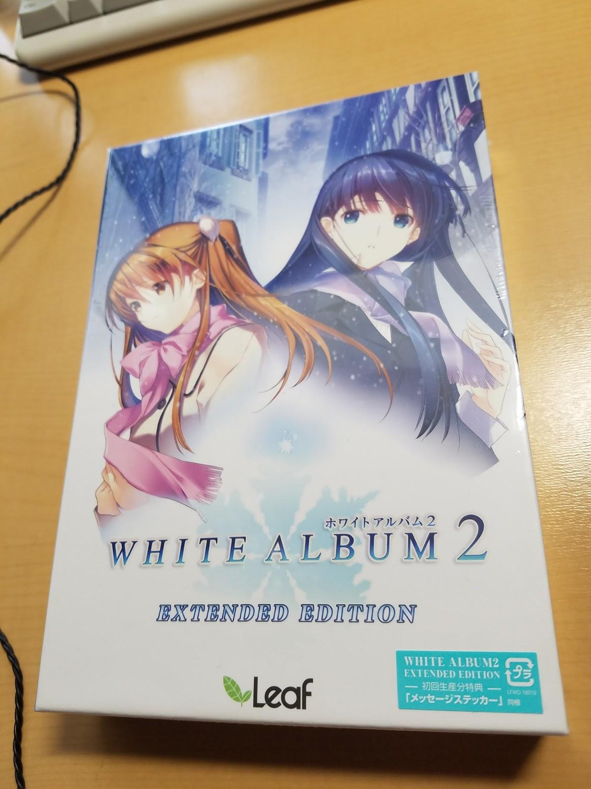 アルバム 2 ホワイト