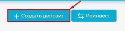 Создание депозита в BtcDrive