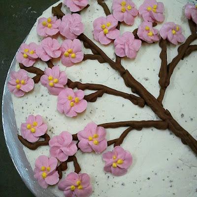 Darlene cooked this: Matcha Cake