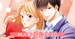 Wallpapers Manga Shoujo: Marzo 2020