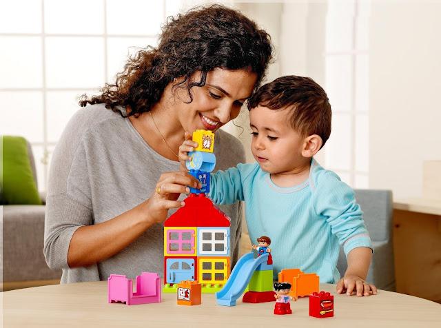 5 bí mật các chuyên gia về lựa chọn đồ chơi cho trẻ em
