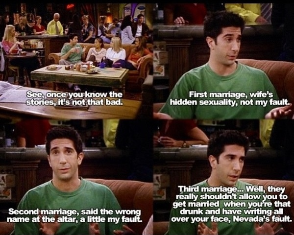 What I learned from re-watching FRIENDS