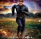 Nuevo cartel fanart con Capitán América en acción