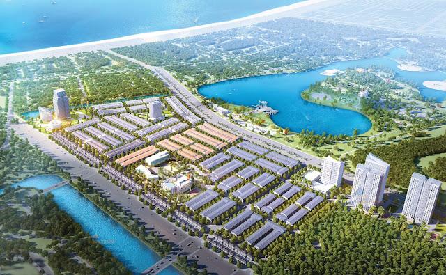 Phối cảnh Lakeside Palace Đà Nẵng