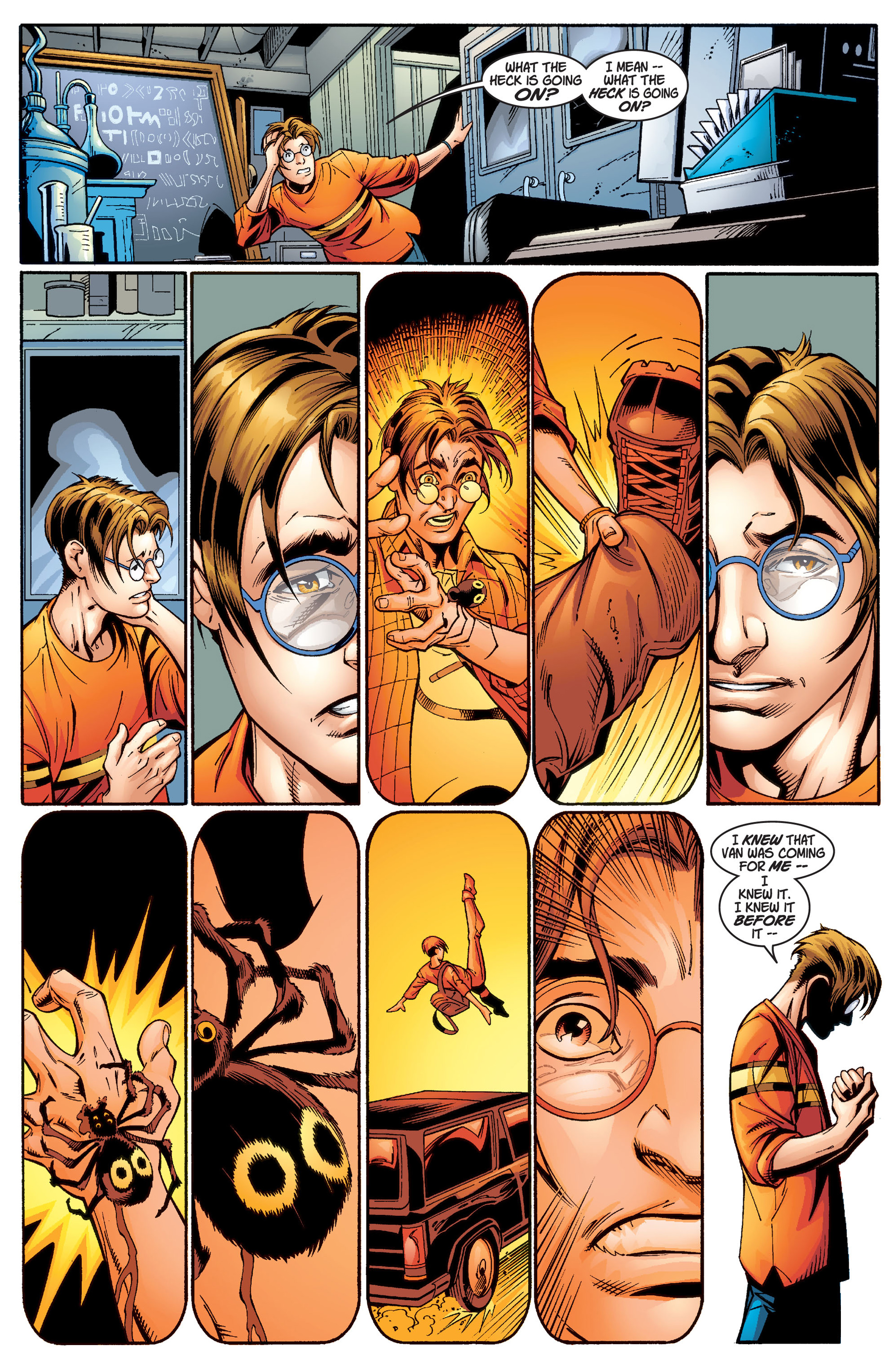 Read online Ultimate Spider-Man (2000) comic -  Issue #1 - 40
