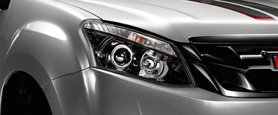 Isuzu D-Max X-Series Headlight Hd picture