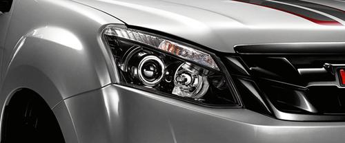 Isuzu D-Max X-Series Headlight Hd picture
