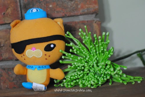 Kwazii - Octonauts Birthday Party Decoration Ideas | Under the Sea Ocean Decor at directorjewels.com