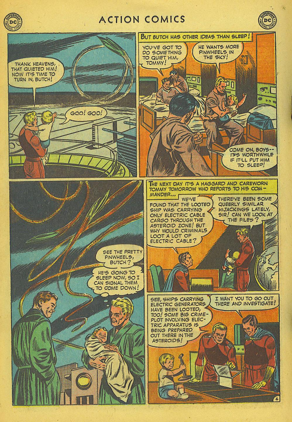 Action Comics (1938) 157 Page 22