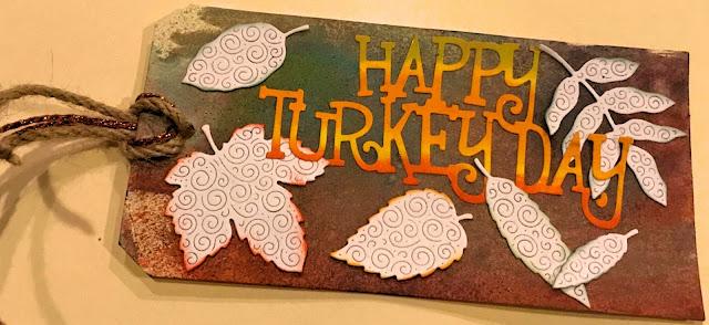 Happy Turkey Day with Jenny Alia