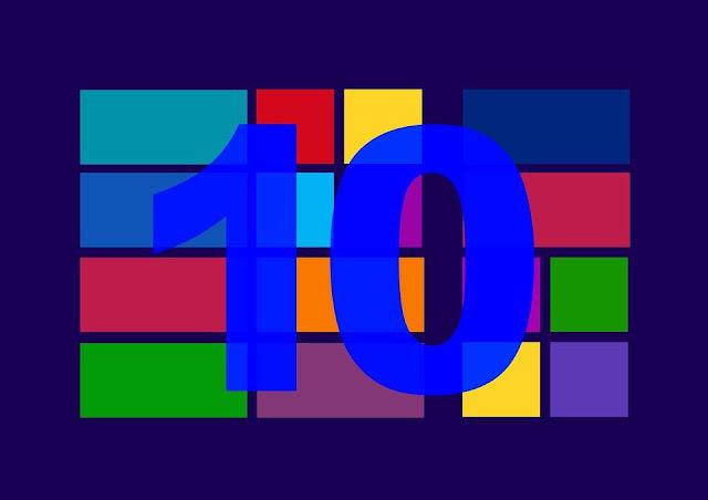 ويندوز 10 على التابلت