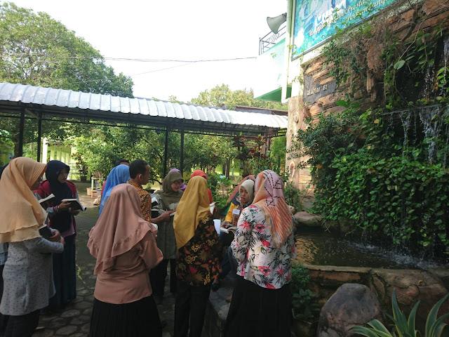 Laporan Praktikum Ekosistem Perairan (Praktikum IPA di SD)