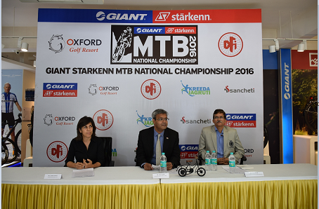 Giant Starkenn to organize the 13th annual Giant Starkenn MTB National Championship 2016