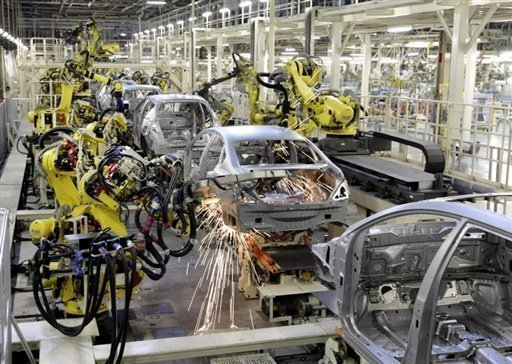Robotica Robots en la industria