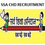 SSA CHD NTT Recruitment 2019