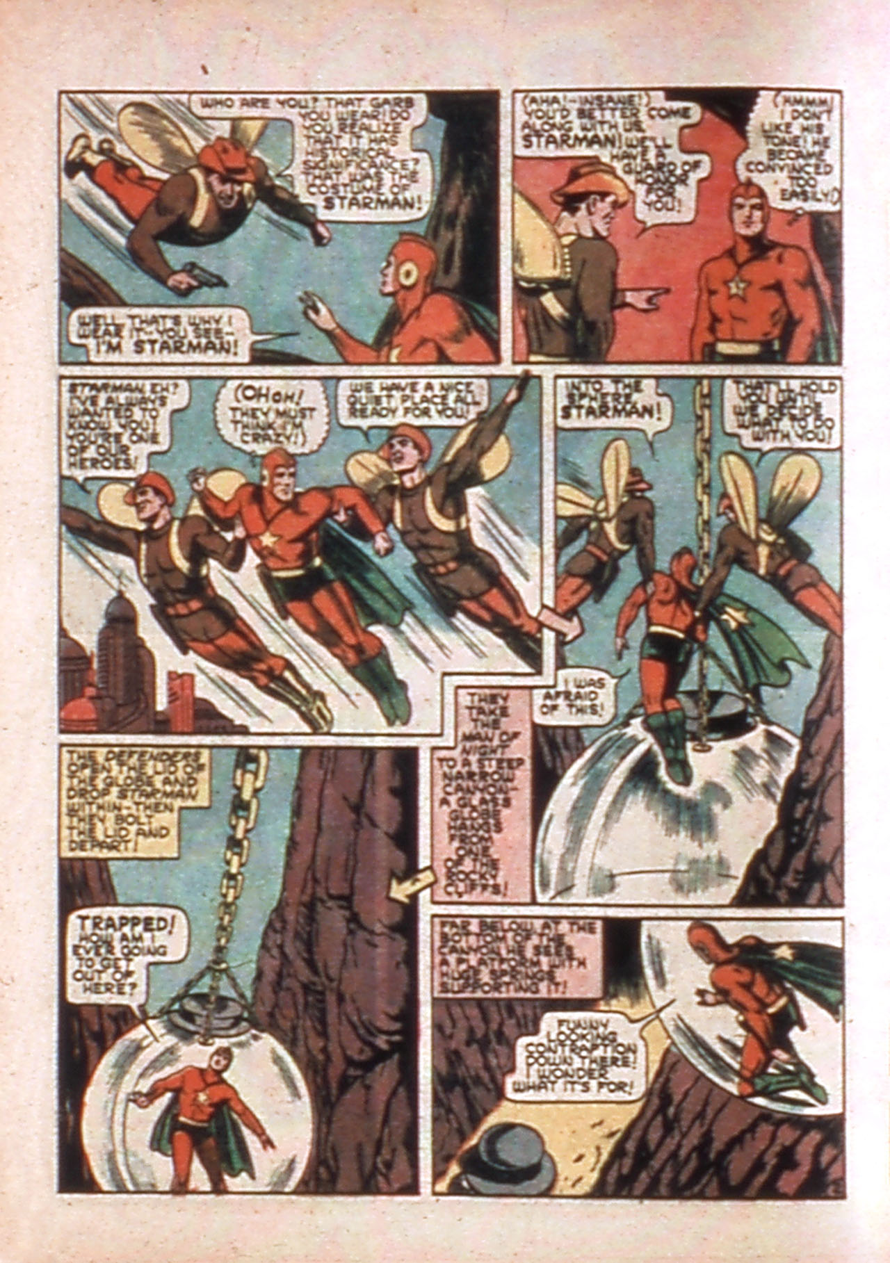 All-Star Comics (1940) issue 10 - Page 28