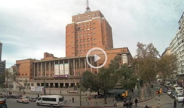câmeras ao vivo do uruguai