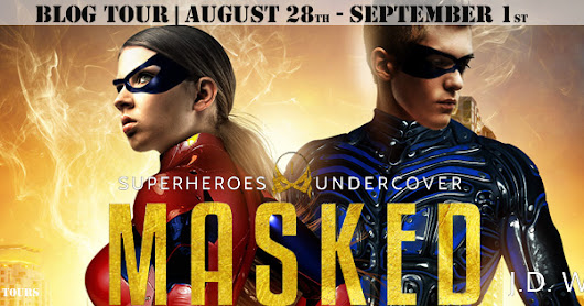 Masked by J.D. Wright ~ Blog Tour #bookreview #giveaway @everealmbyjdw