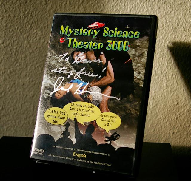 Baseball Card Breakdown: A nice box of Mystery Science