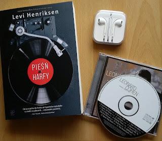 """Książka, która pięknie brzmi. Recenzja przedpremierowa """"Pieśń harfy"""" -  Levi Henriksen."""