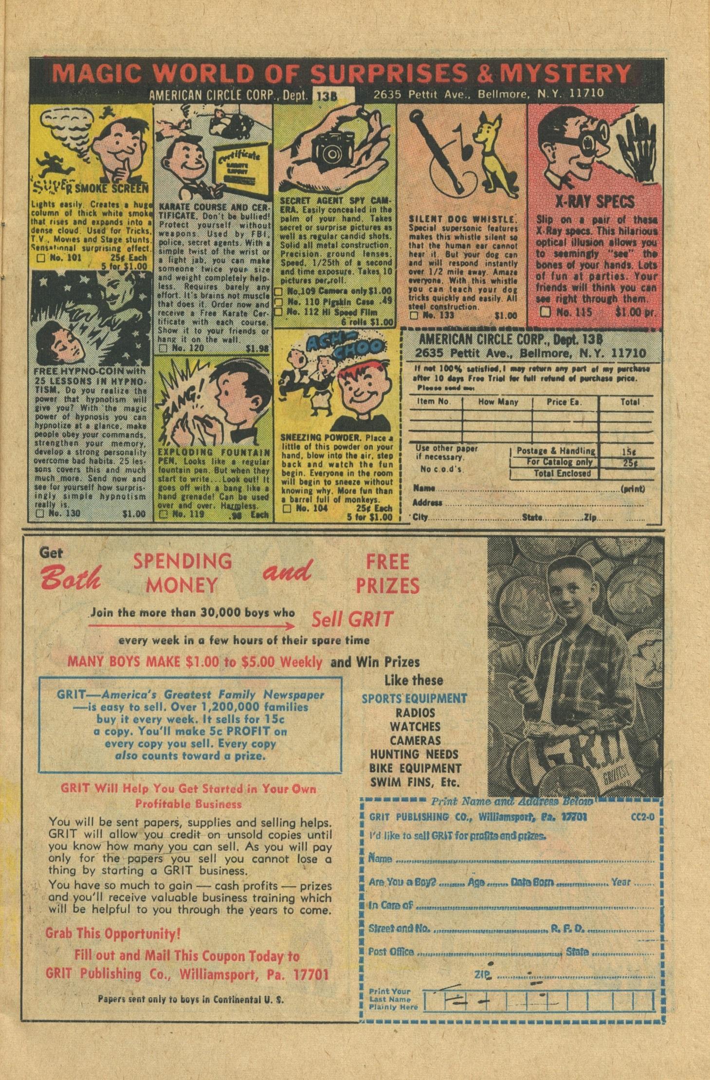 Abbott & Costello issue 13 - Page 7
