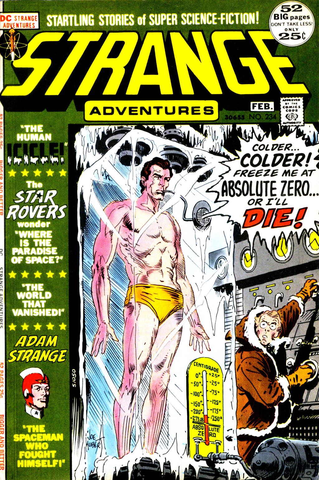 Strange Adventures (1950) 234 Page 1