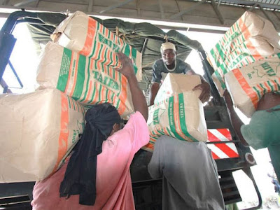 MM Maize Flour offloaded. PHOTO | FILE