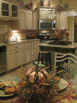Kristen's Creations: The Kitchen Is Ready For Fall!
