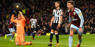Newcastle vs Burnley Live Streaming online Today 31.1.2018 England Premier League