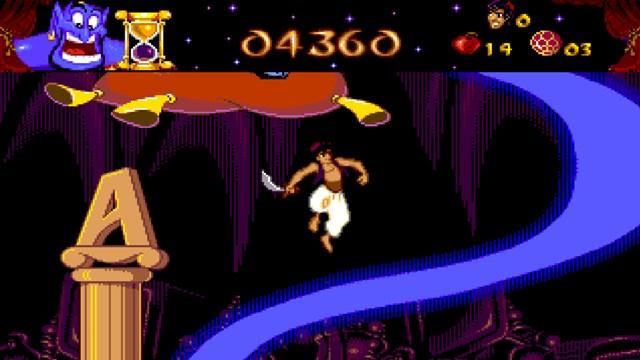 Download Disney Aladdin PC Games Gameplay