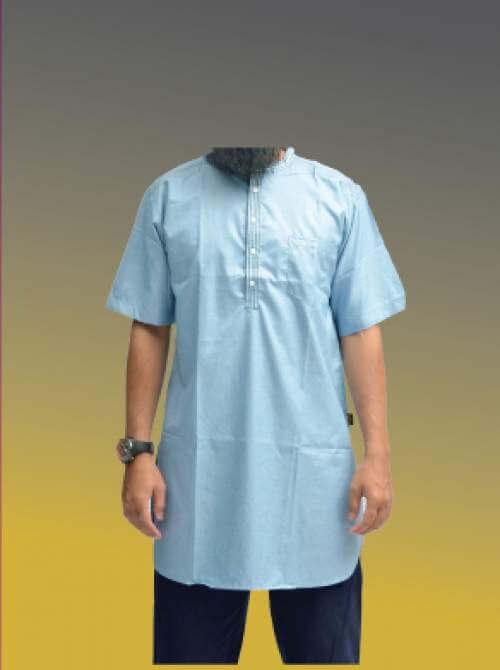 Aneka Baju Muslim Kurta Kekinian untuk Pria