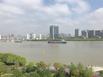 Pu River, Shanghai