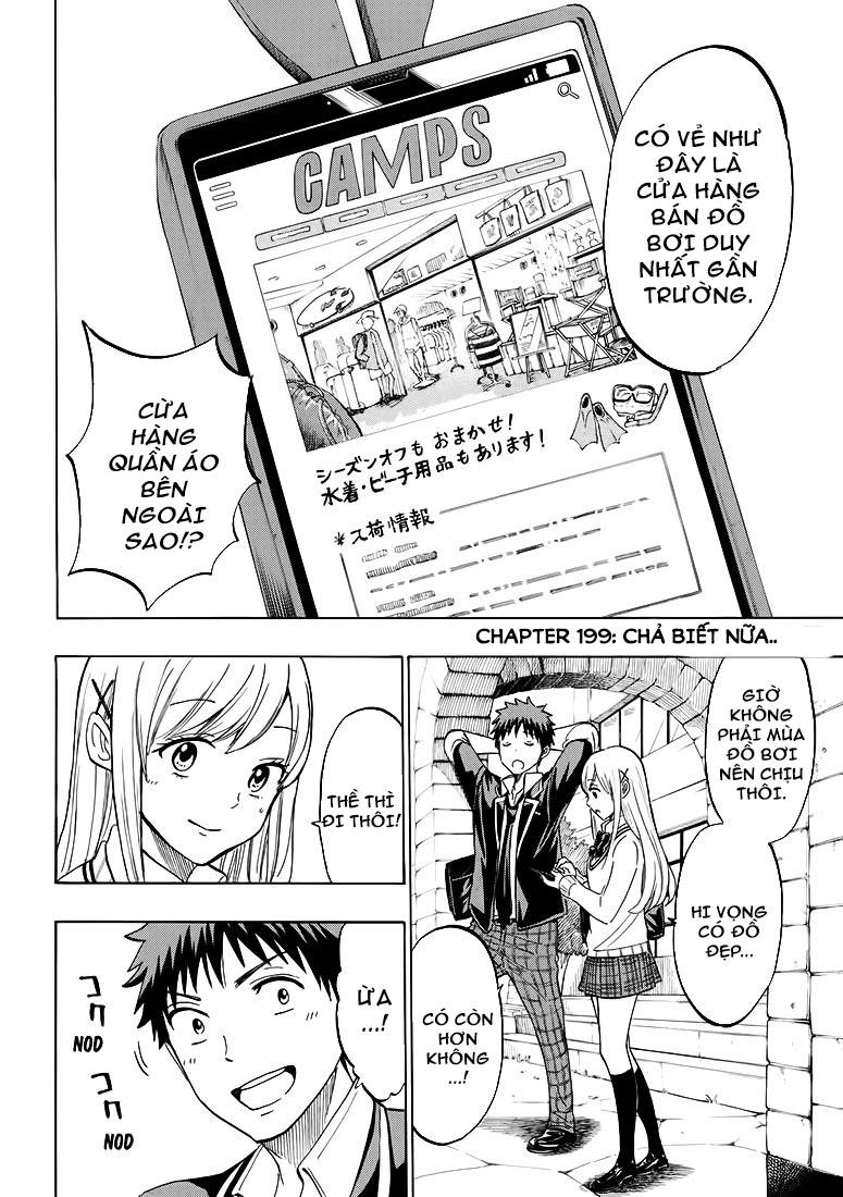 Yamada-kun to 7-nin no majo chap 199 Trang 5 - Mangak.info