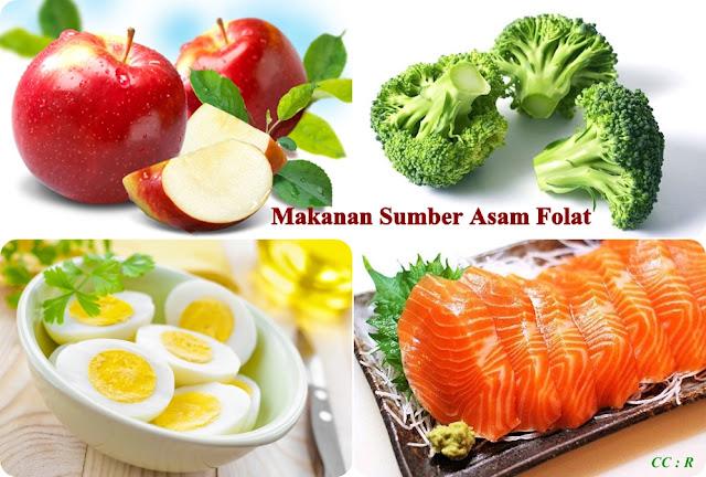 Makanan Sumber Asam Folat Untuk Ibu Hamil