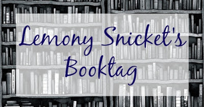 Lemony Snicket's Book Tag