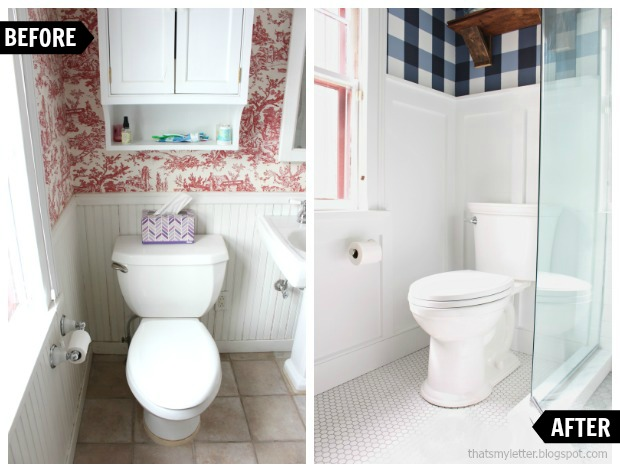 master bathroom renovation farmhouse style