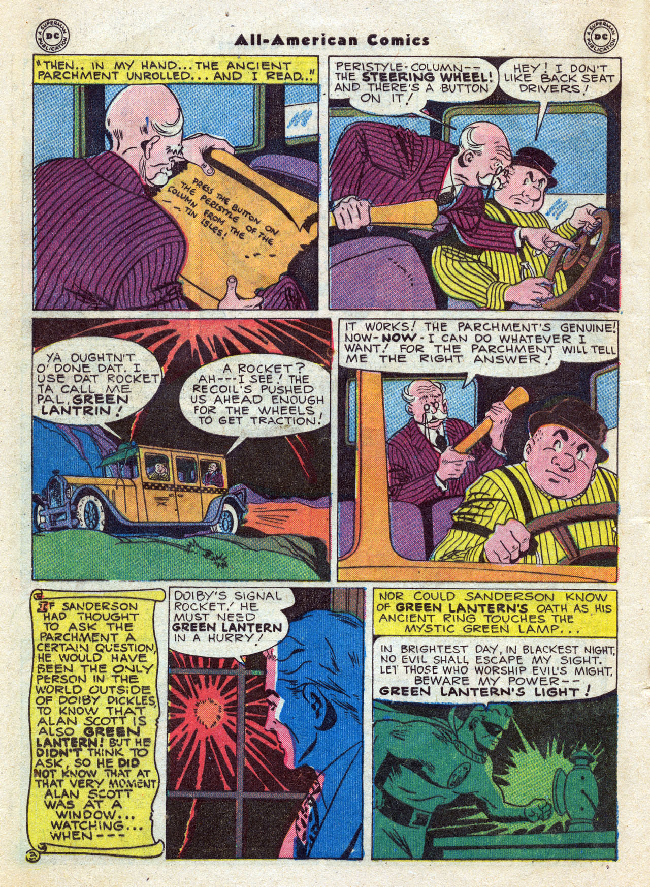 Read online All-American Comics (1939) comic -  Issue #79 - 12