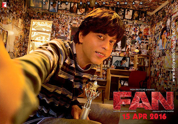 Fan (2016) Movie Poster No. 4