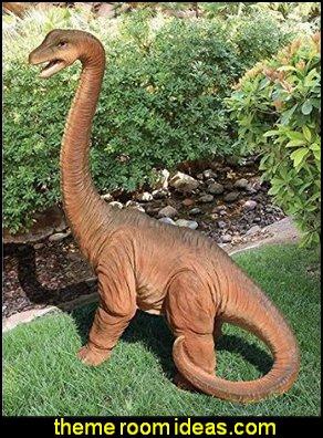 Jurassic Brachiosaurus Dinosaur Statue
