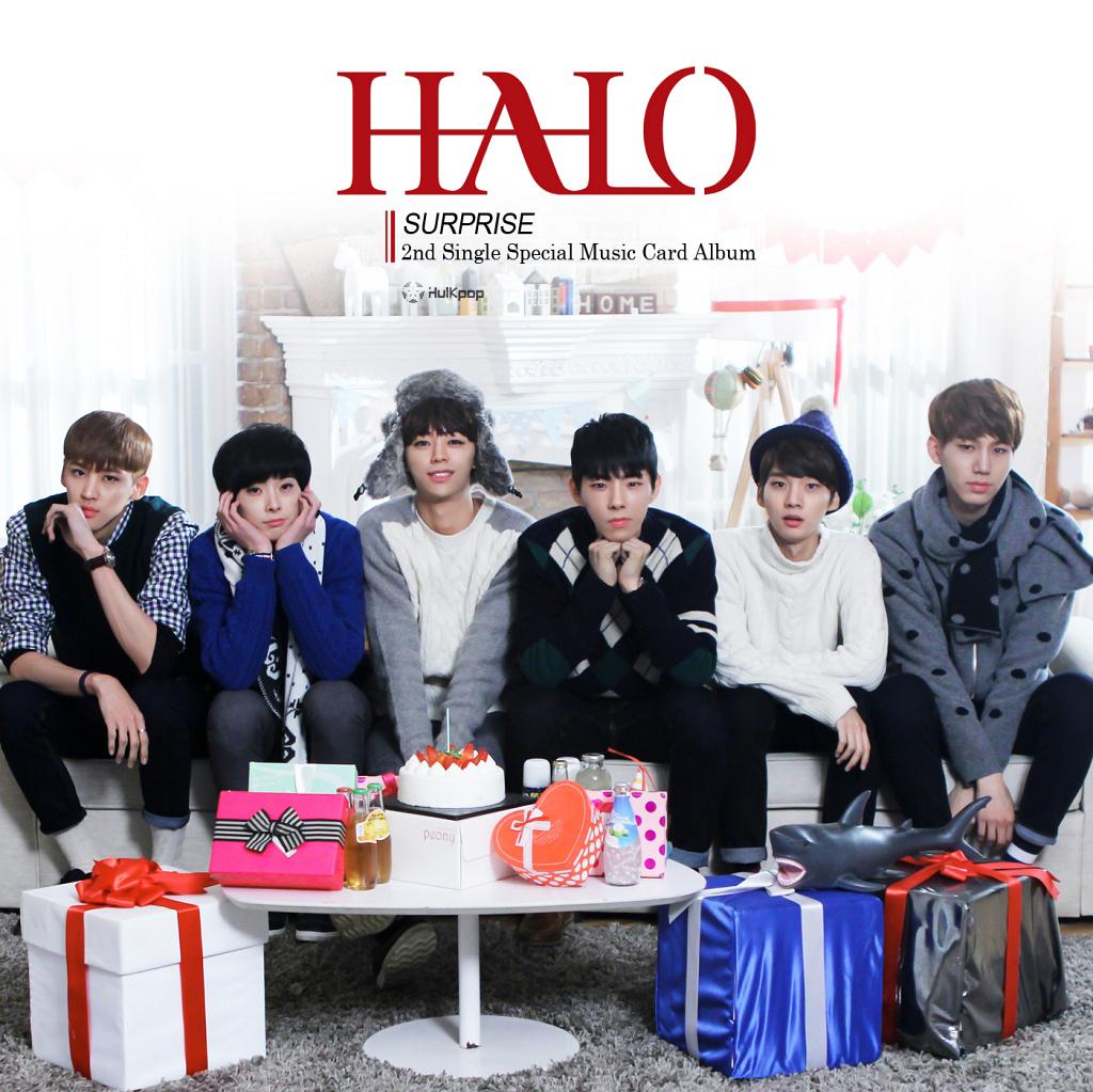 [Single] HALO – SURPRISE