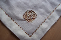 Overcast stitch - Il punto cordoncino