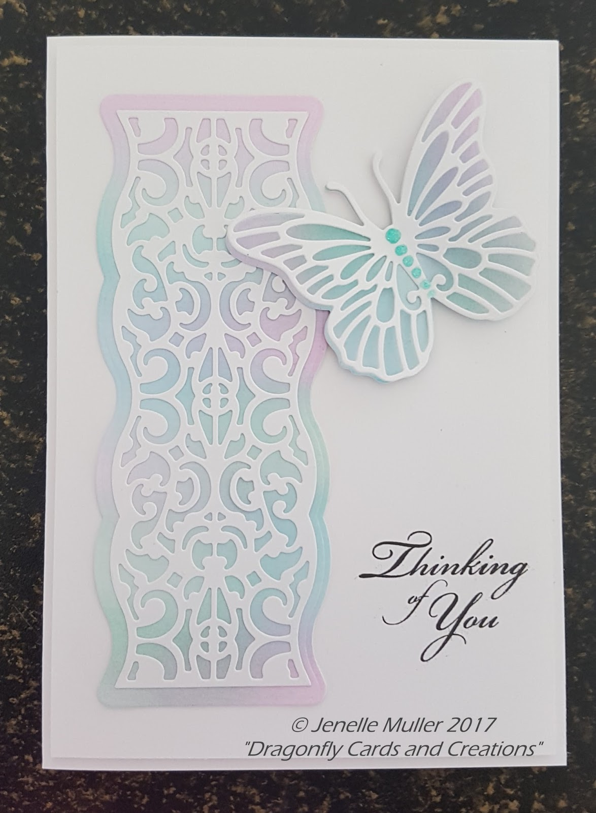 Dragonfly Cards and Creations
