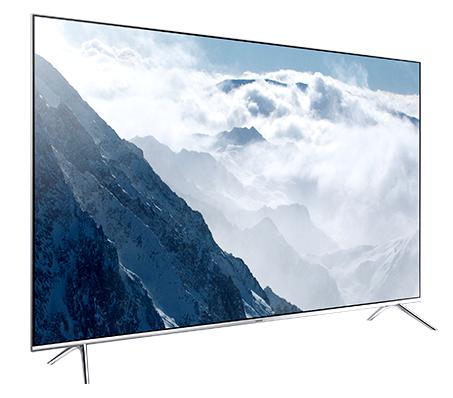 """A smart TV Samsung 49"""" SUHD 4K Flat KS7000 Series 7 uma das melhores TVs da Samsung que você pode comprar"""