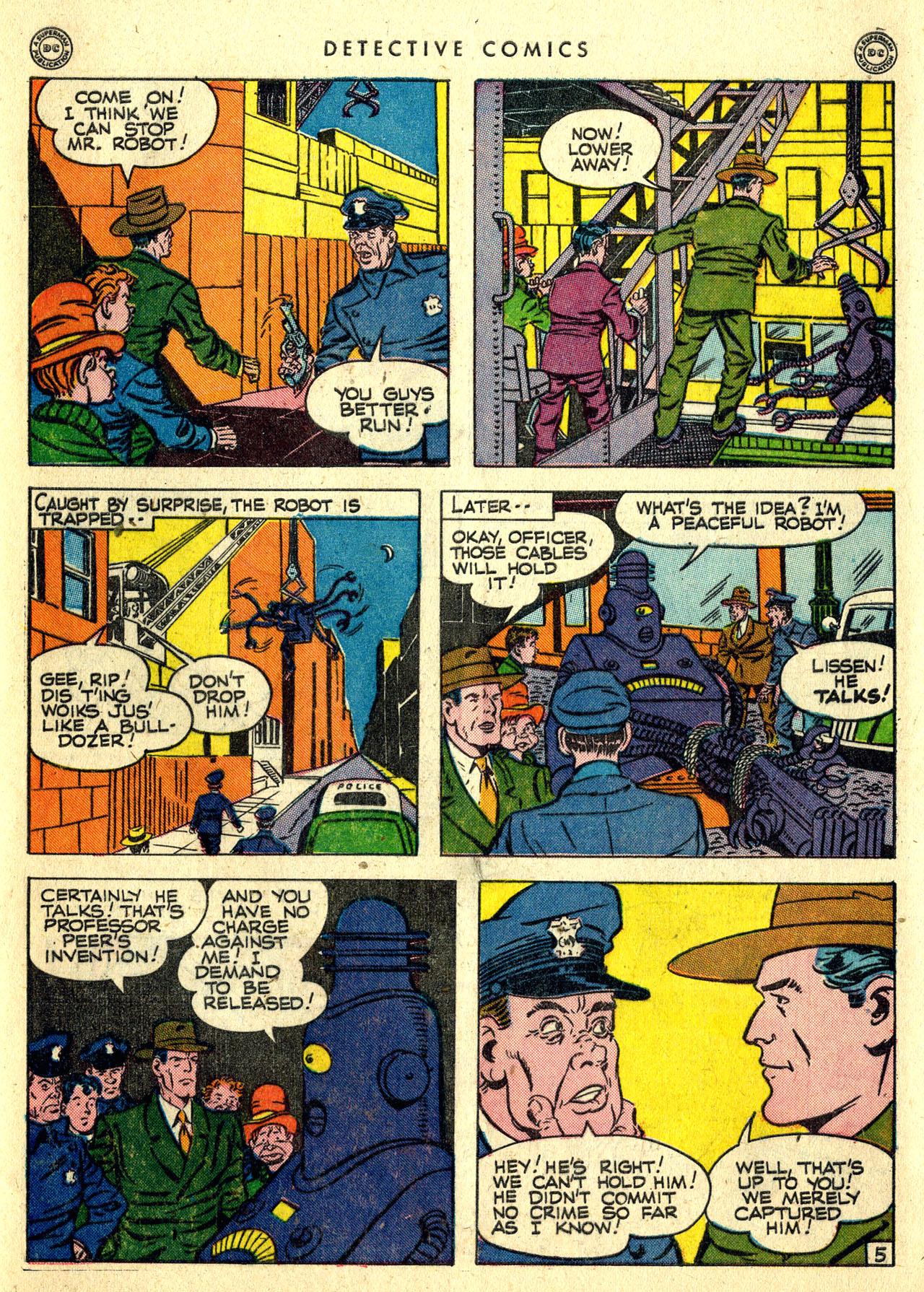Read online Detective Comics (1937) comic -  Issue #119 - 41
