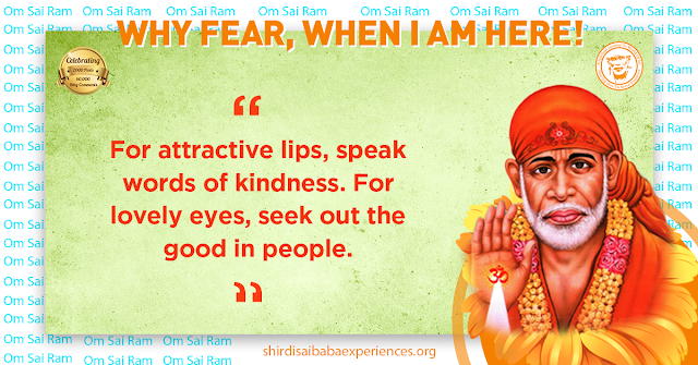 Shirdi Sai Baba Blessings - Experiences Part 2539